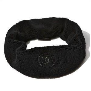 CHANEL Spa Headband (Black)